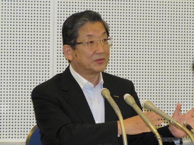 CHAdeMO's 2nd conference meeting, Shigo Toshiyuki Chariman