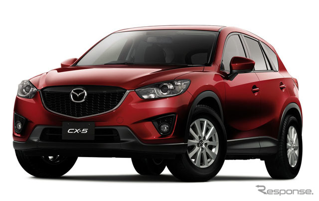 CX-5-Mazda diesel engine models