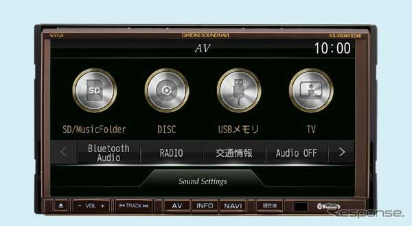 Mitsubishi Electric DIATONE SOUND... NAVI NR-MZ60PREMI