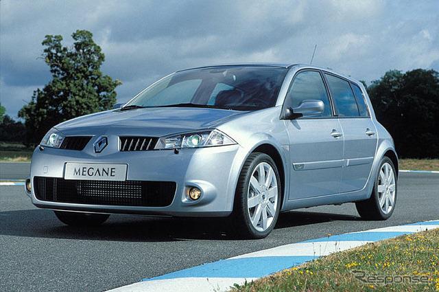 Megane Renault 5-door sport