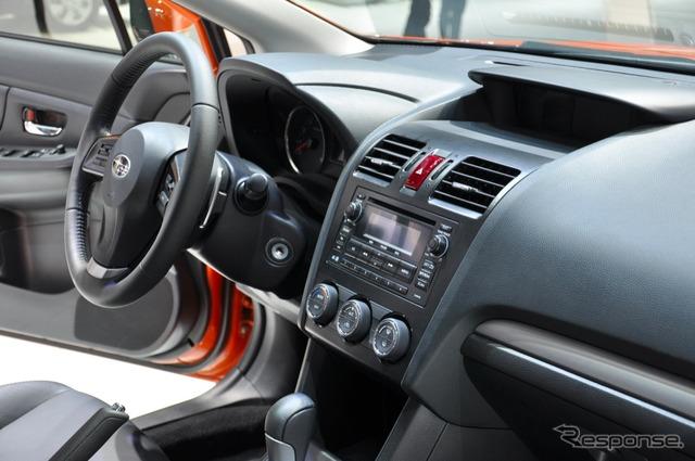 Subaru XV (2011 Guangzhou Auto Show)