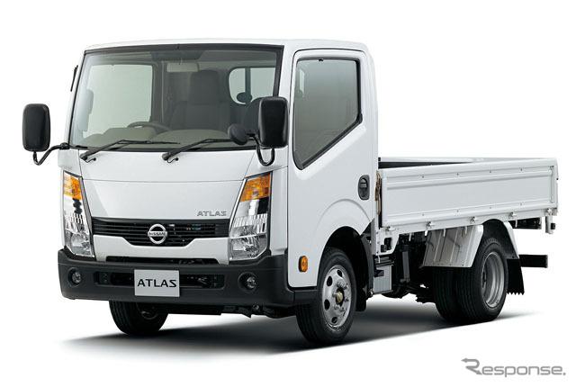 Nissan Atlas F24, standard body