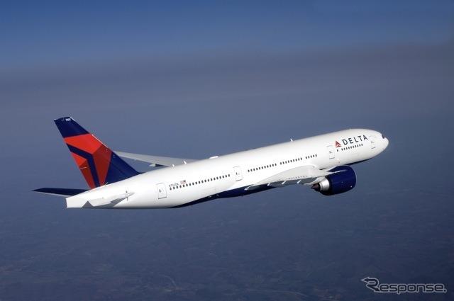 Boeing 777-200 LR