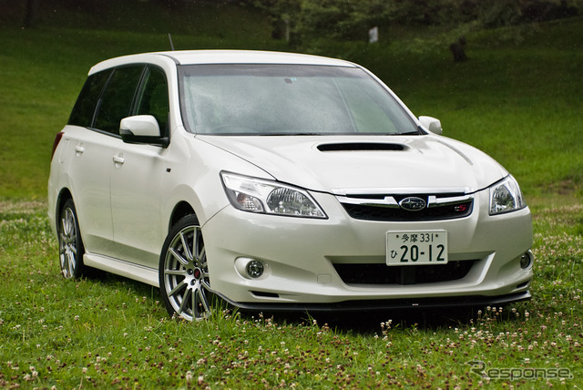 Subaru Exiga tS