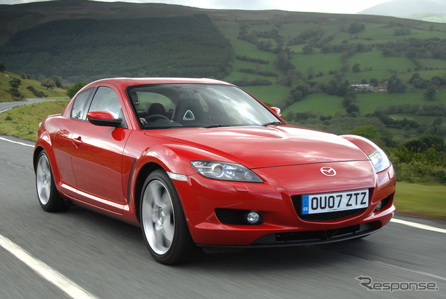 The Mazda RX-8's real world fuel consumption rating