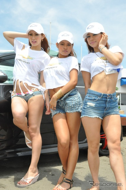 Chevrolet Beach Party
