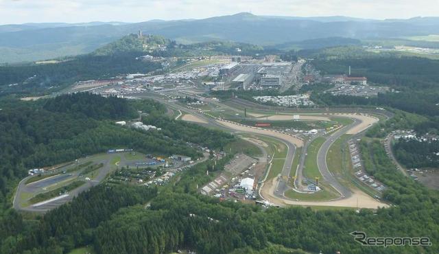 Germany nurburg link circuit