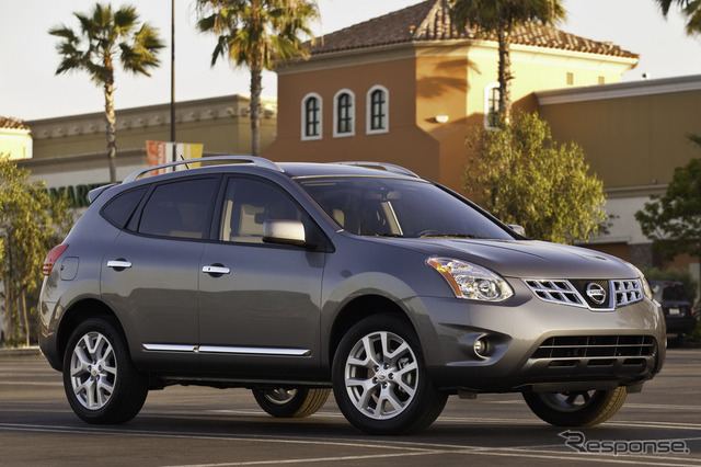 Current Nissan Rogue