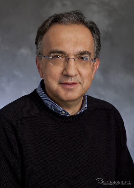 And as Chairman of the ACEA (Association of European motors) from 2012, Fiat and Chrysler Group Sergio Marchionne-CEO