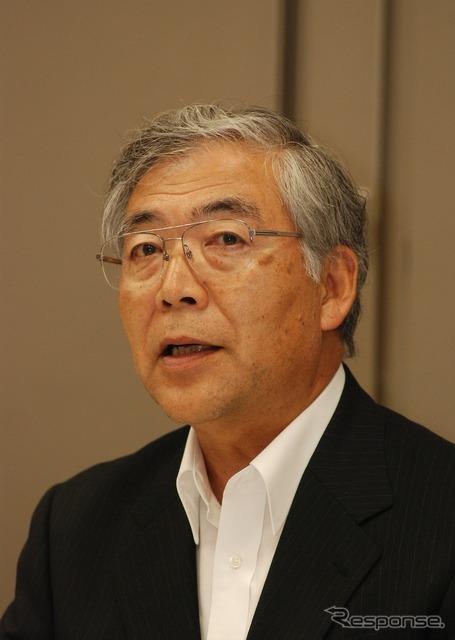 Tetsuo Iwamura, Honda Giken Kogyo Vice President Executive Officer