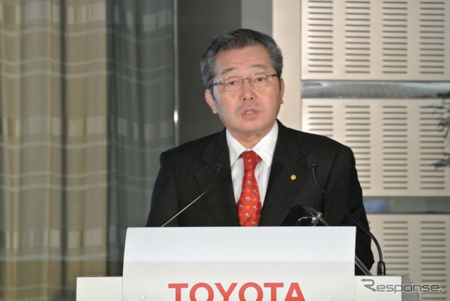 GM 1 quarterly earnings call no. Toyota Motor (2012)