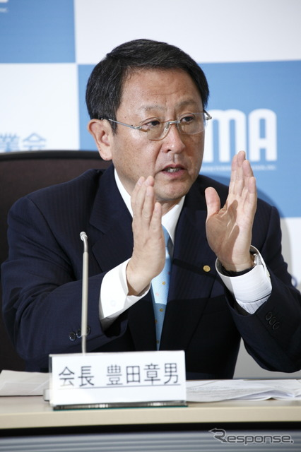 (Reference image) Toyota Chairman Akio engineering