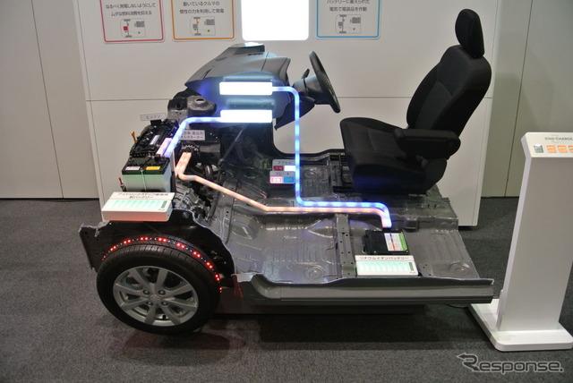 Presentación de la tecnología de combustible de Suzuki