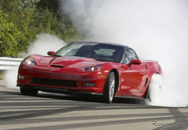 เชฟโรเลต Corvette (รุ่นปัจจุบัน)