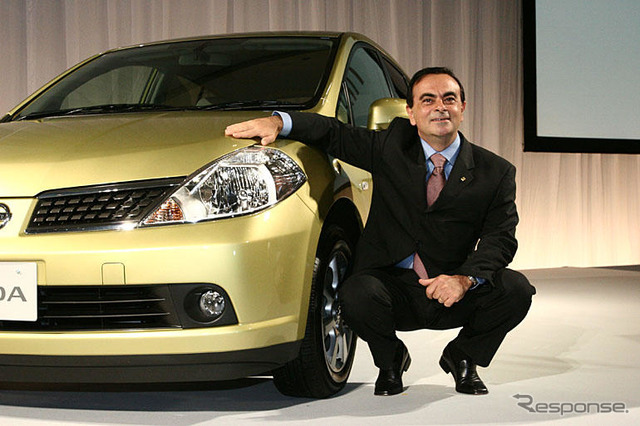 [Nissan Tiida announcement: 1 million units key to increase production