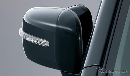 Suzuki Wagon R Stingray T eléctrico retráctil retráctil mando espejo de puerta