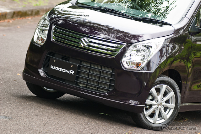 Suzuki Wagon R FX Ltd