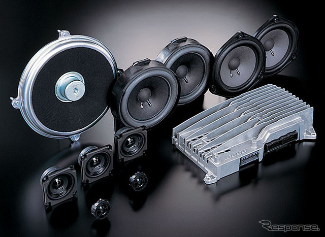 honda legend new dedicated bose surround sound system. Black Bedroom Furniture Sets. Home Design Ideas