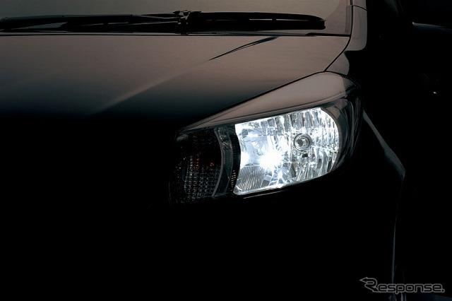 Carmate GB LED ウェッジハンドレッド