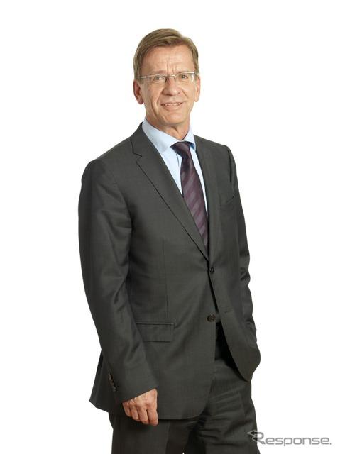 Håkan, Samuelson nuevo Presidente y CEO de Volvo cars