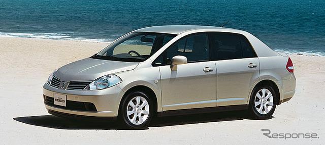 Nissan ティーダラティオ