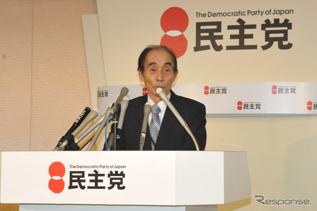 Democrats and Higashi koshiishi ( 10/29 / party headquarters )
