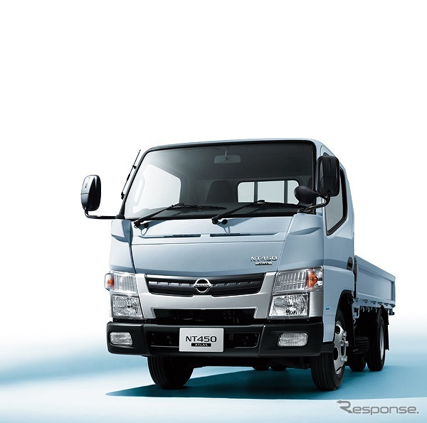 Atlas Nissan-NT450