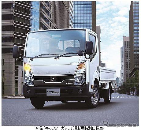 Mitsubishi Fuso Canter nyali