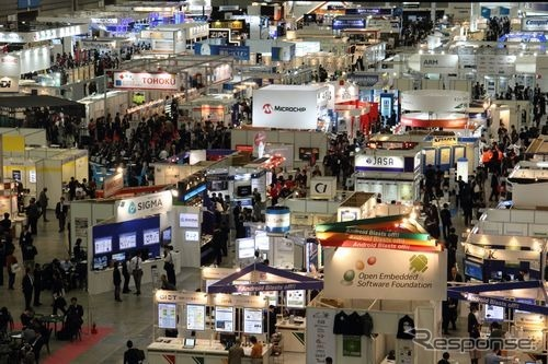 Embedded technology, Embedded Technology 2012