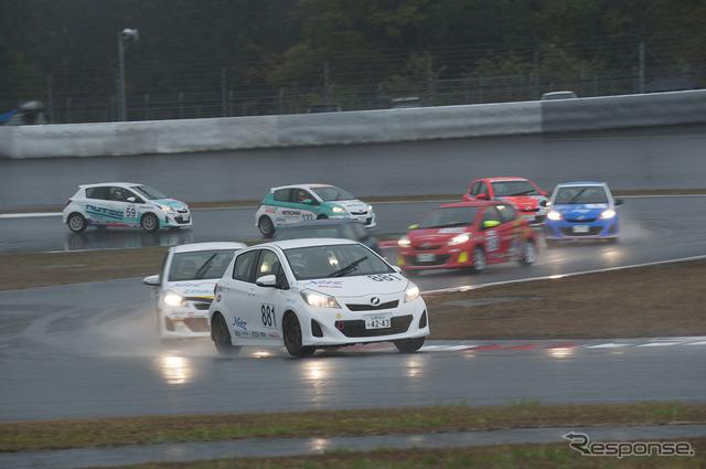 Fuji Sprint Cup ตเทิลเรเซอส์ 12 virtures ของ