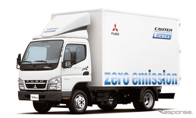 Mitsubishi Fuso Canter e-sel