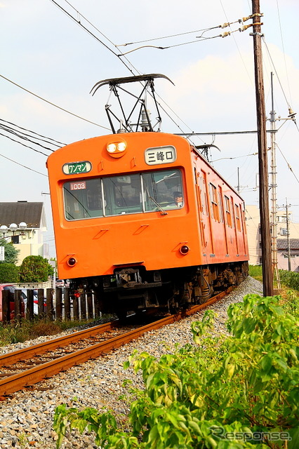 Chichibu railway series 1000