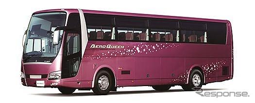 Mitsubishi Fuso truk & bus Ratu Aero baru