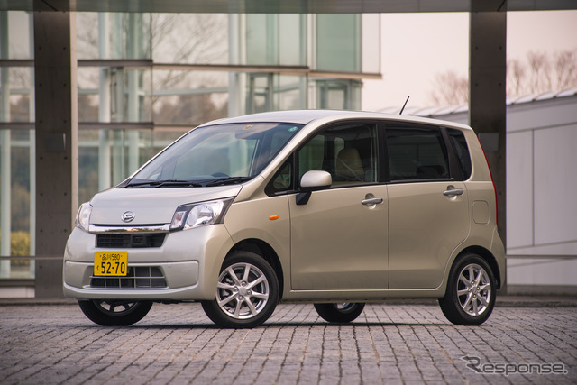 """Daihatsu Move X """" SA """""""