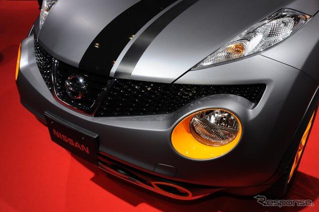 แนวคิดการจำแนกนิสสัน Juke (Tokyo Auto ร้านทำ 13)