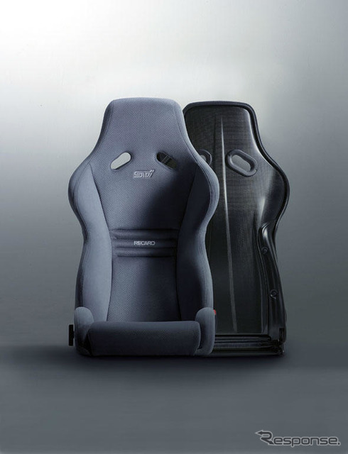 Recaro-dedicated carbon sport sheets, the topics in the S203