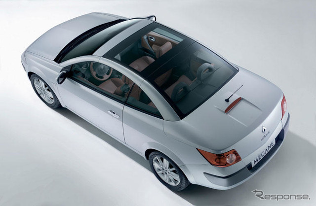 Glass cabriolet ( photos Coupe Cabriolet inbound specification )