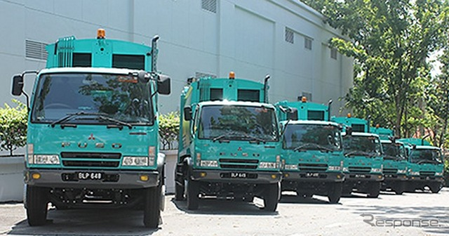 """إدارة النفايات الصلبة في ماليزيا في شاحنات متوسطة الحمولة تسليمها إلى """"المقاتل"""""""