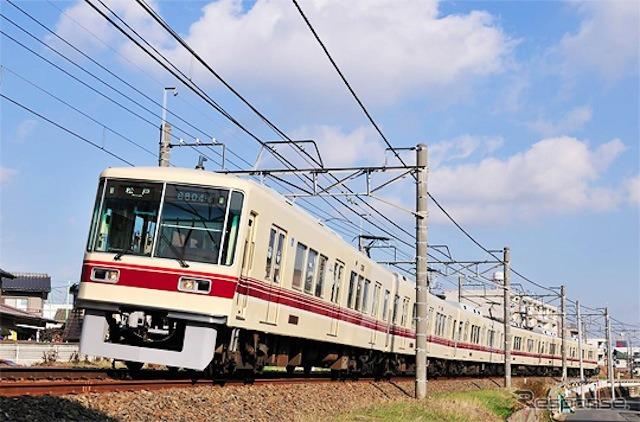 Keisei ไฟฟ้ารถไฟ (รูปภาพอ้างอิง)