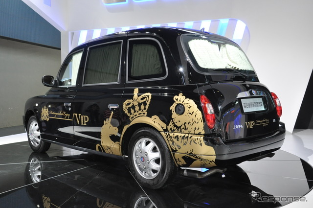 Geely automobile TX4