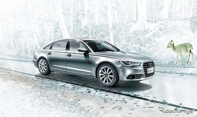 Audi ที่ออกจาก A6L