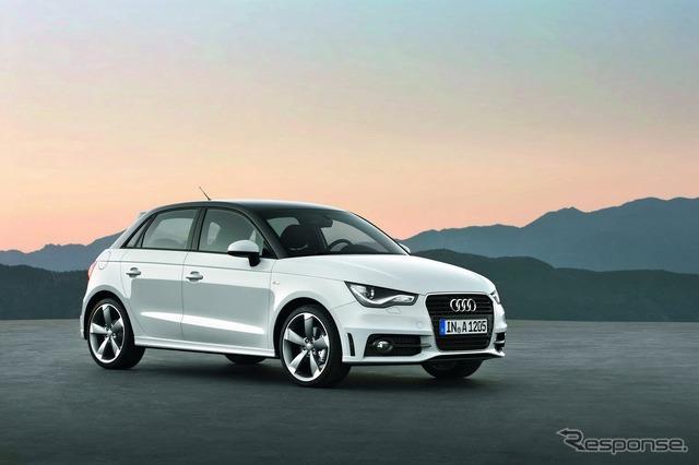 Audi ที่ออกจาก A1 Sportback