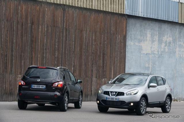 Nissan Qashqai (ญี่ปุ่นชื่อ Dualis)