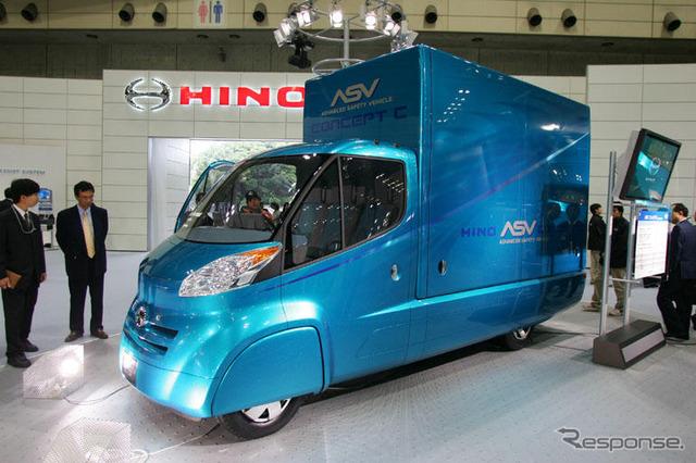 Hino concept truck (Tokyo Motor Show 05)