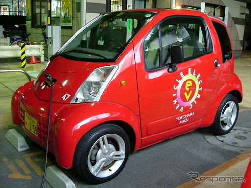 Shinjuku subcenter start's first car sharing business