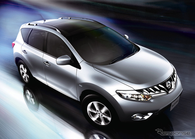Current Nissan Murano