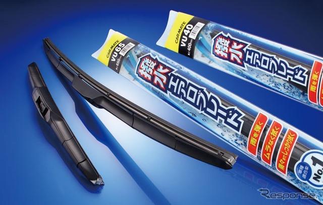Carmate-repellent water Aero-blade