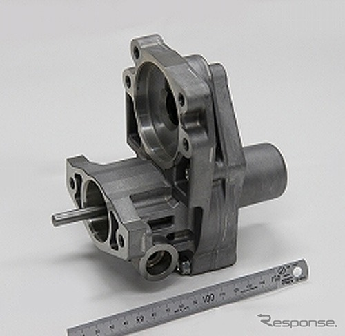 Ball screw drive module (building photo)