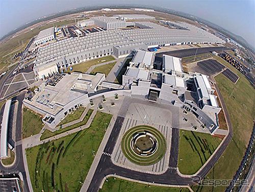 India DICV oragadam pabrik