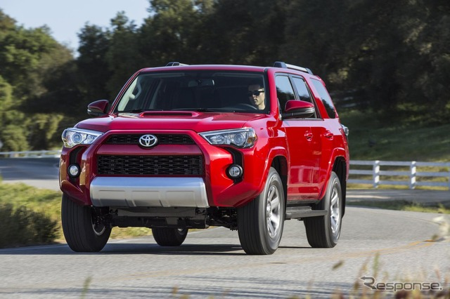 Toyota 4Runner 2014's model
